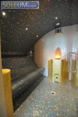<h5>Dampfbadkuppel von SOLEUM</h5>