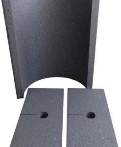 Dampfbadnische Bausatz