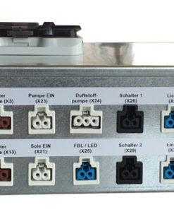 Dampfbad Technikkasten Vorne