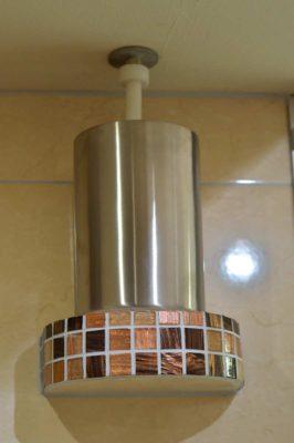 Dampfdusche-Solezerstäubung