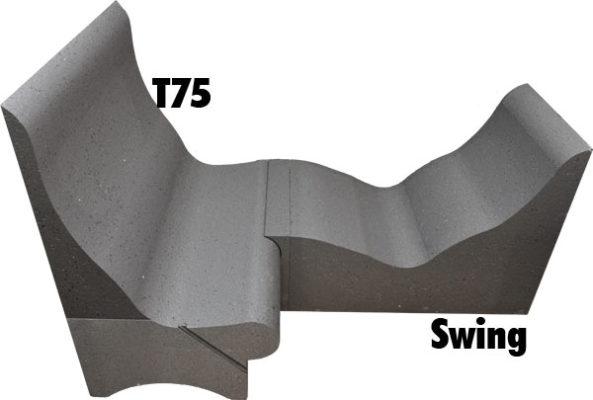 EPS Sitzbank T75 Kombination
