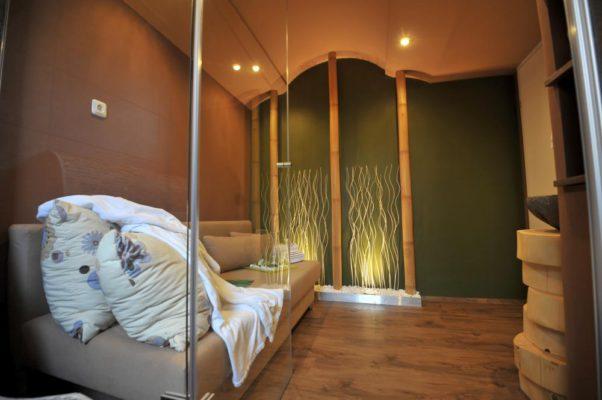 Badezimmer als Wellnessbereich-Pregarten