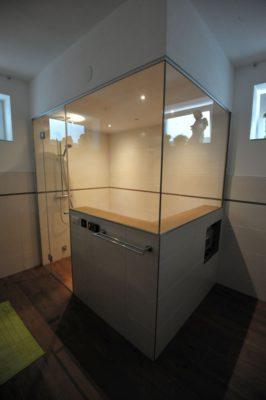 Dampfdusche SOLEUM 230x150cm