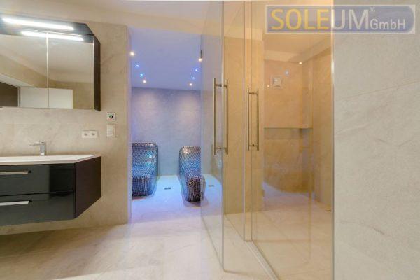 Tepidarium exklusives Badezimmer